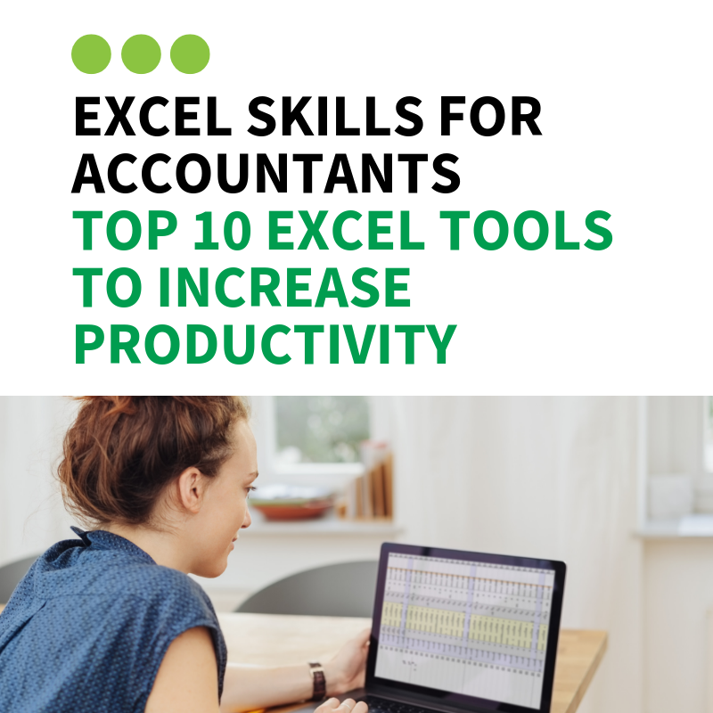 Excel Skills for Accountants