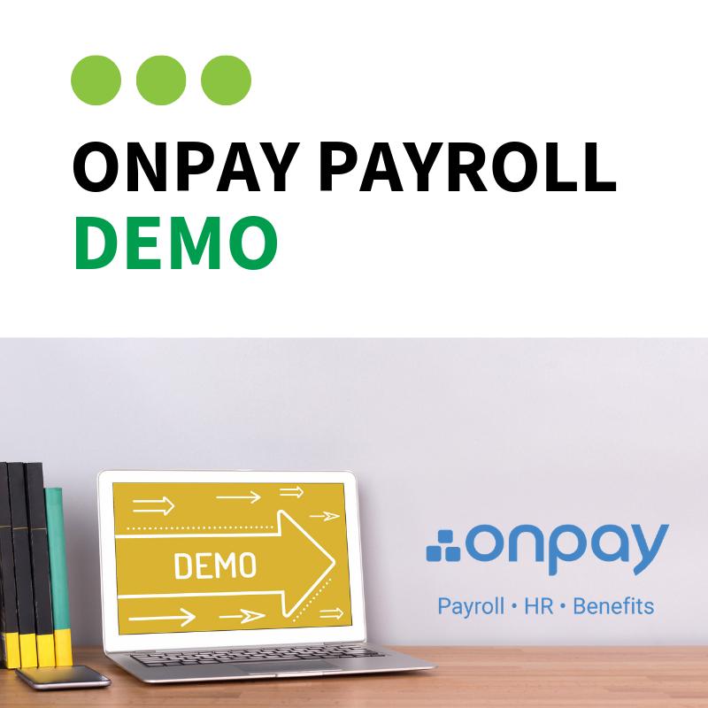 OnPay Payroll Demo
