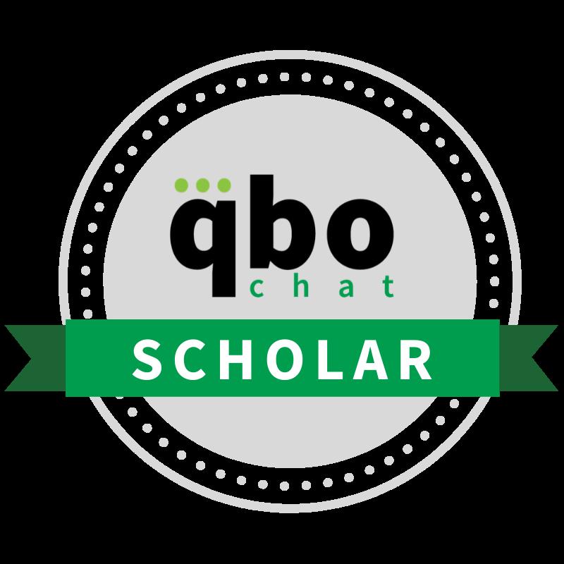 QBOchat Scholar