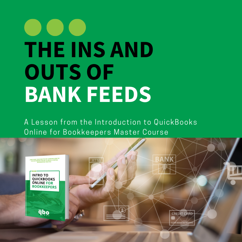 The ins and outs of bank feeds