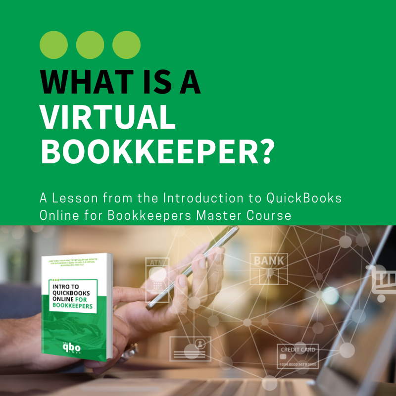 What is a virtual bookkeeper