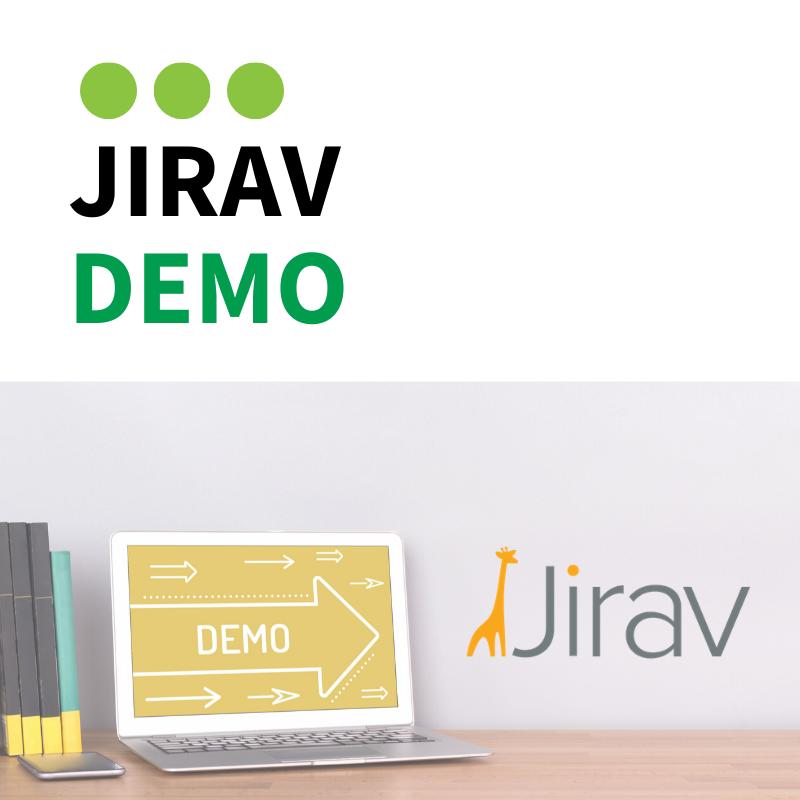 Jirav App Demo